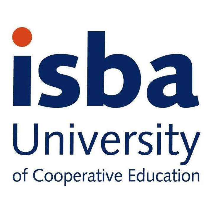 Logo isba University of Cooperative Education